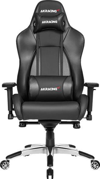 AKRACING Master Premium Gaming Stuhl, Karbon/Schwarz