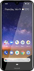 NOKIA 2.2 16 GB Schwarz Dual SIM
