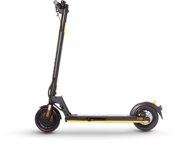 THE-URBAN XC1 E-Scooter (8.5 Zoll, Schwarz)