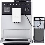 MediaMarkt MELITTA Melitta Latte Select Kaffeevollautomat Silber/Schwarz