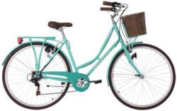 Damen Citybike Stowage 119c Grün 28 Zoll