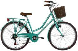 Damen Citybike Stowage 141c Grün 26 Zoll