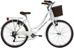 Damen Citybike Stowage 140c Weiss 26 Zoll