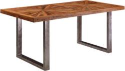 Esstisch in Holz 120/76,5/60 cm