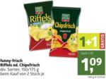 ADEG funny-frisch Riffels od. Chipfrisch - bis 24.10.2020