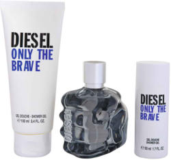 Diesel Only The Brave Duftset, 3-teilig -