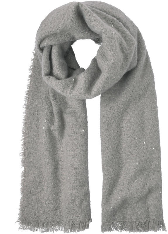 Damen Schal mit Pailletten (Nur online)