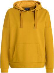 Damen Sweatshirt mit Kängurutasche