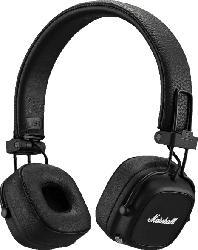 MARSHALL Major IV, On-ear Kopfhörer Bluetooth Schwarz