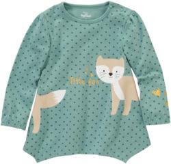 Baby Langarmshirt mit Fuchs-Motiv