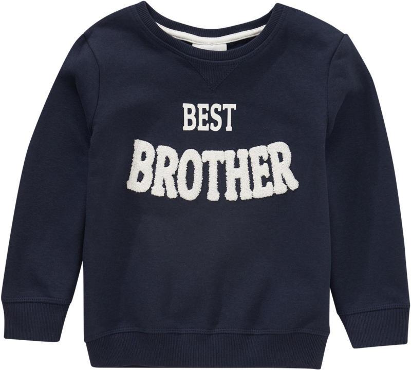 Jungen Sweatshirt mit Message-Print (Nur online)