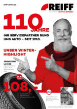 Unser Winter-Highlight