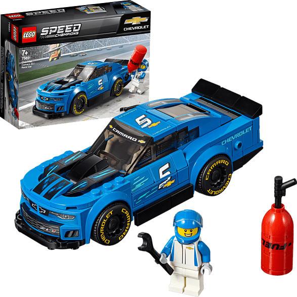 LEGO 75891 Rennwagen Chevrolet Camaro ZL1 Bausatz, Mehrfarbig