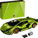 MediaMarkt LEGO 42115 Lamborghini Sián FKP 37 Bausatz, Mehrfarbig