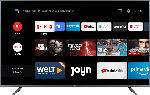 MediaMarkt XIAOMI Smart TV 4S LED TV (Flat, 55 Zoll/138.8 cm, UHD 4K, SMART TV, Android TV 9.0)