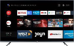 XIAOMI Smart TV 4S LED TV (Flat, 55 Zoll/138.8 cm, UHD 4K, SMART TV, Android TV 9.0)