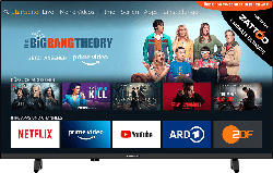 GRUNDIG 40 GFB 6070 FIRE TV EDITION LED TV (Flat, 40 Zoll/102 cm, Full-HD, SMART TV, Fire TV Experience)