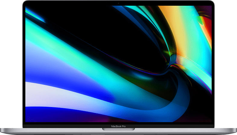 APPLE MVVJ2D/A MacBook Pro, Notebook mit 16 Zoll Display, Core™ i7 Prozessor, 16 GB RAM, 512 GB SSD, Radeon Pro 5300M, Space Grey