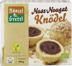 Hänsel und Gretel Bio-Nuss-Nougat-Knödel