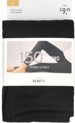 Damen Thermo-Leggings mit Galonstreifen