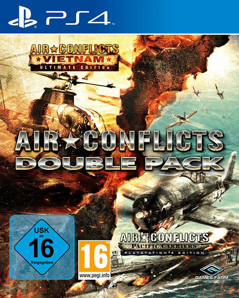 Air Conflicts: Double Pack [PlayStation 4]