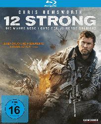 12 Strong - Die wahre Geschichte der US-Horse Soldiers [Blu-ray]