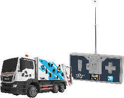 REVELL Mini RC Man Garbage Truck R/C Spielzeugmodellauto, Mehrfarbig