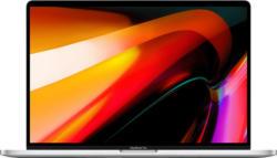 APPLE MVVL2D/A MacBook Pro, Notebook mit 16 Zoll Display, Core™ i7 Prozessor, 16 GB RAM, 512 GB SSD, Radeon Pro 5300M, Silber