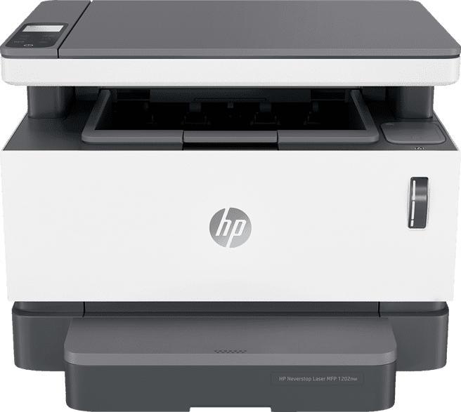 HP Neverstop Laser 1202nw Laser Multifunktionsdrucker WLAN Netzwerkfähig