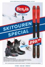 Hervis - Skitouren Special
