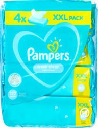 Salviette Fresh Clean Pampers , 4 x 80 salviette