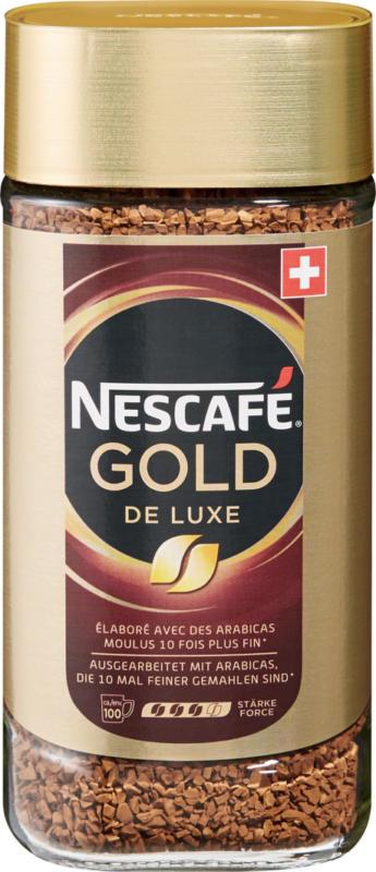 Nescafé Gold, De Luxe, 200 g