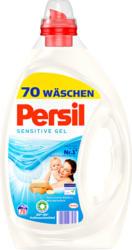 Persil Flüssigwaschmittel Sensitive , 70 Waschgänge, 3,5 Liter