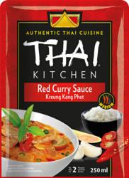 Thai Kitchen Red Curry Sauce, 250 ml