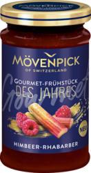 Mövenpick Fruchtaufstrich Himbeer-Rhabarber, 250 g