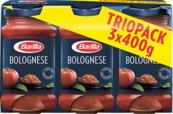 Sauce Bolognese Barilla, 3 x 400 g
