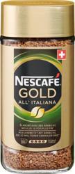 Nescafé Gold, All'italiana, 200 g