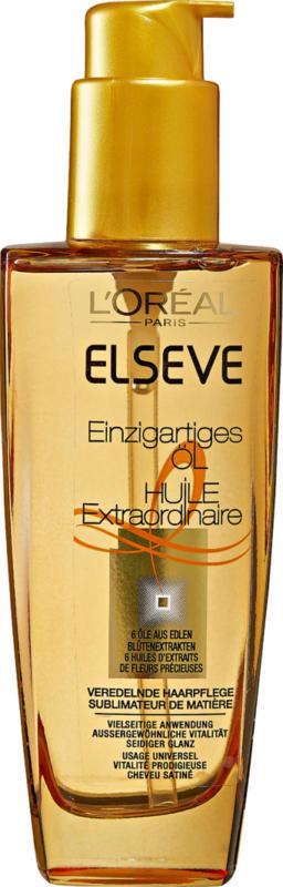 Huile Extraordinaire Elsève L'Oréal, sublimateur de matière, 100 ml