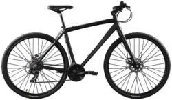 Herren Citybike Urban-Bike 124c Schwarz 28zoll
