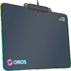 Gaming Mauspad Orios RGB, schwarz (SL-620100-BK)