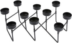 Teelichthalter aus Metall (Nur online)