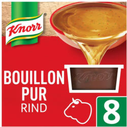 Knorr Bouillon Pur mit Rind