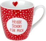 Ernsting's family Große Tasse mit Schriftzug