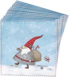 20 Servietten mit Weihnachts-Motiv (Nur online)