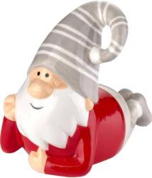 Deko-Figur Weihnachtsmann mit Zipfelmpütze