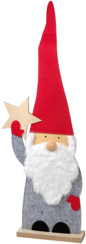 Deko-Figur Weihnachtsmann (Nur online)