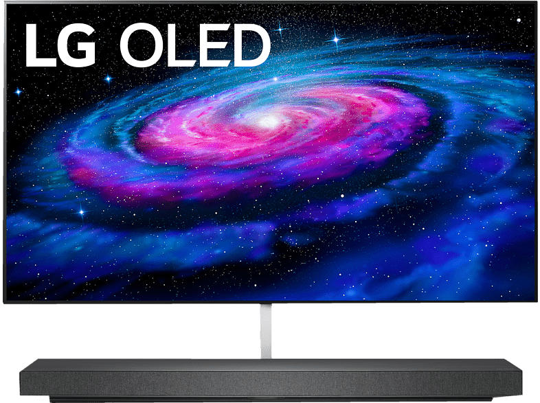 LG OLED65WX9LA OLED TV (Flat, 65 Zoll/164 cm, UHD 4K, SMART TV, webOS 5.0 mit LG ThinQ)