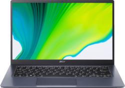 ACER Swift 1 (SF114-33-P1NA) Tastaturbeleuchtung, Notebook mit 14 Zoll Display, Pentium Prozessor, 8 GB RAM, 512 GB SSD, Intel UHD Graphics 605, Blau