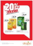 DROPA Drogerie Baden 20% Rabatt - bis 08.11.2020