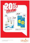 DROPA Drogerie Apotheke Gundelitor 20% Rabatt - au 22.11.2020